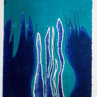 Tóin Poill, Blue