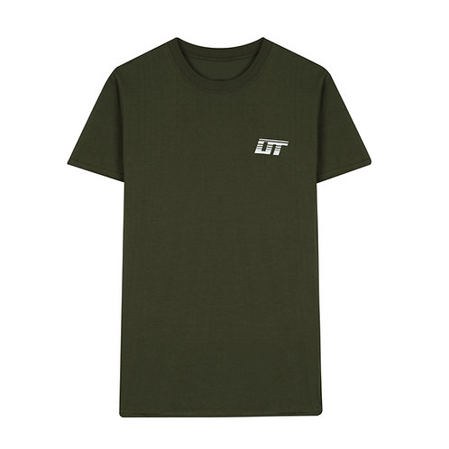 OffTraining Green Basic T-Shirt