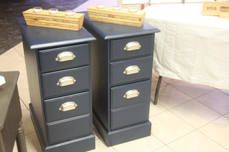 Upcycled End Tables / Night Stands