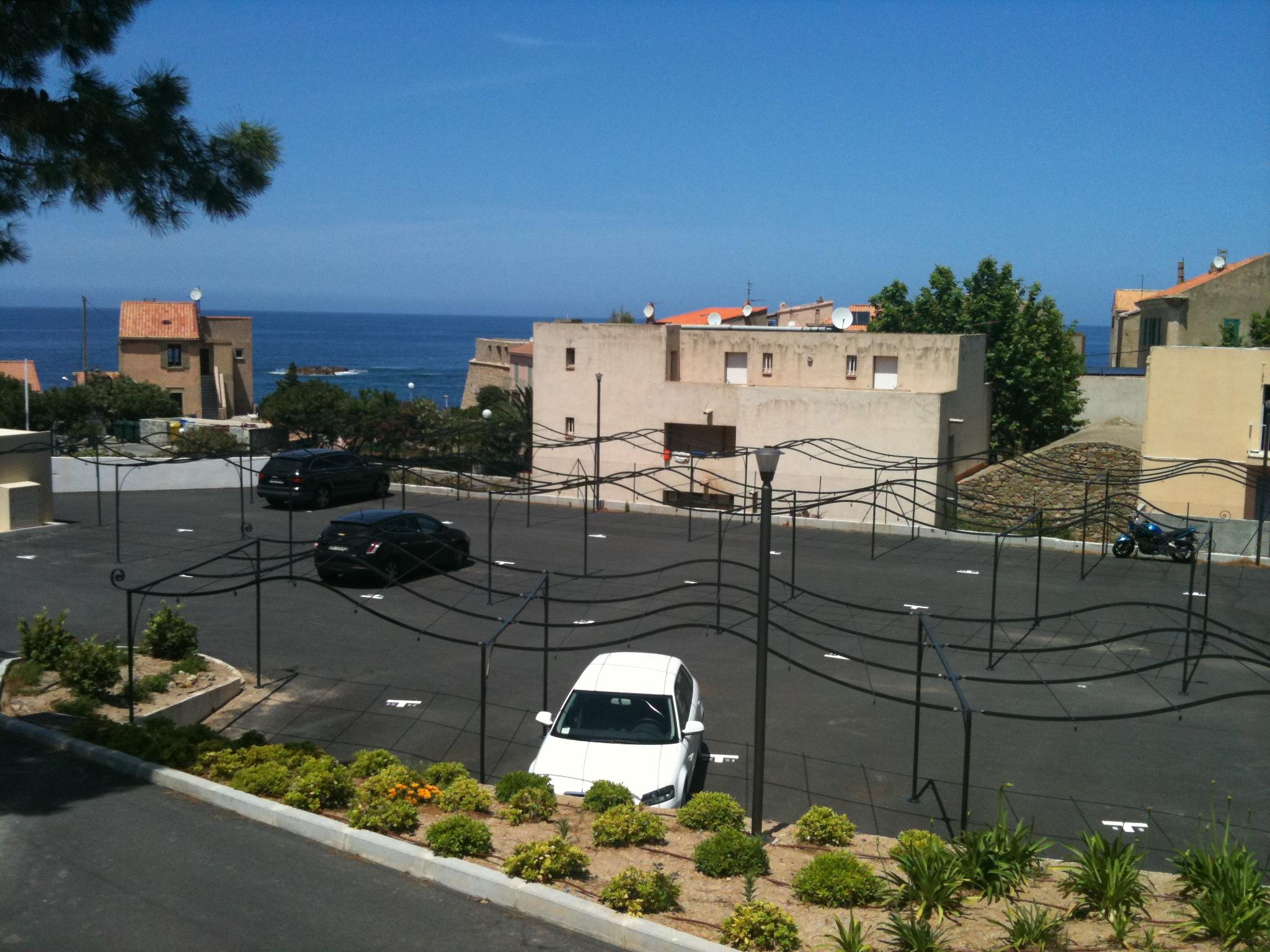 Résidence à Algajola
