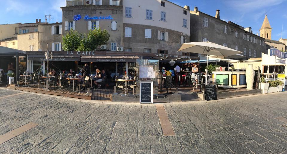 Restaurant La Gaffe - SAINT FLORENT