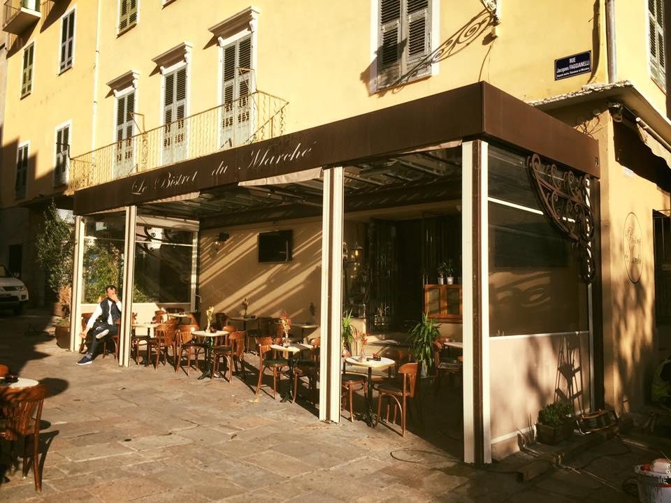 Le Bistrot du marché - Bastia