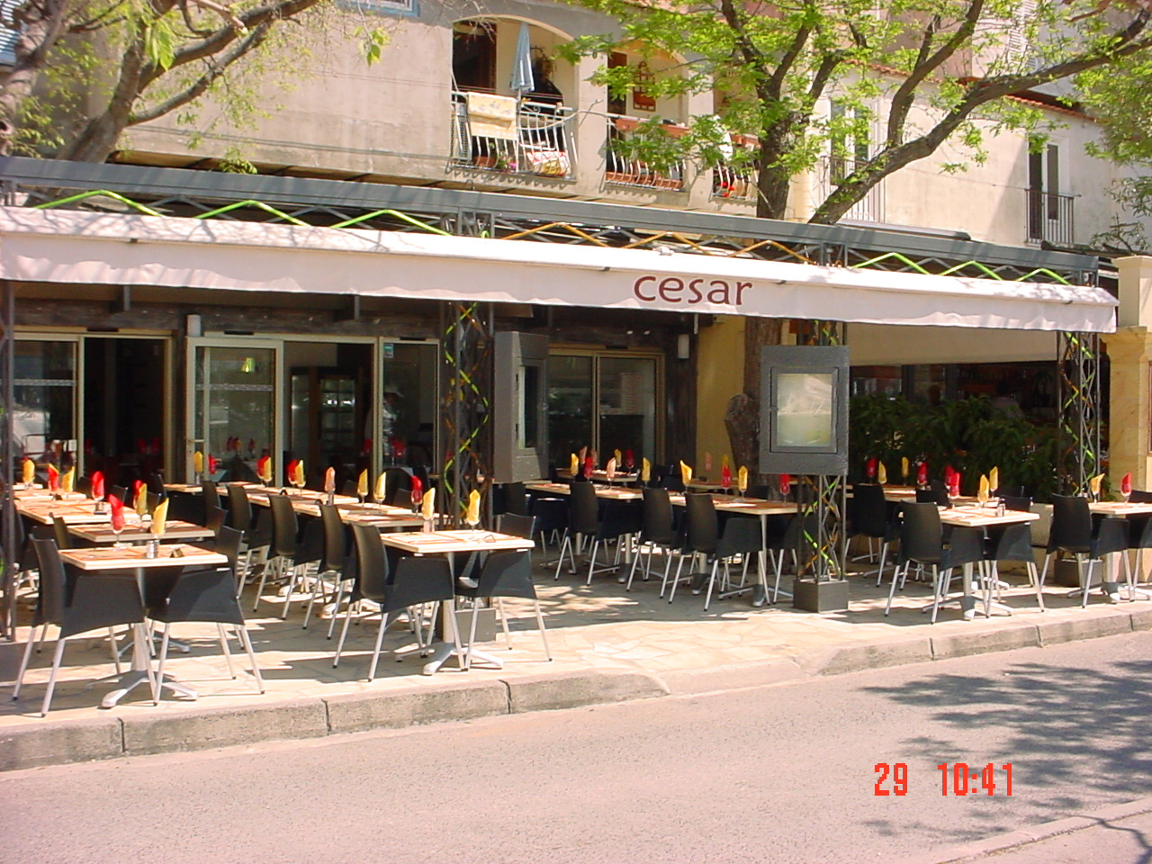 Restaurant César - Saint Florent
