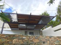 Une villa sur les hauteurs de Bastia