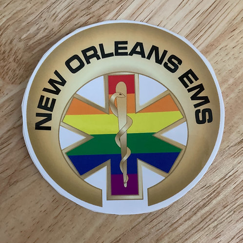 NOEMS Pride Sticker