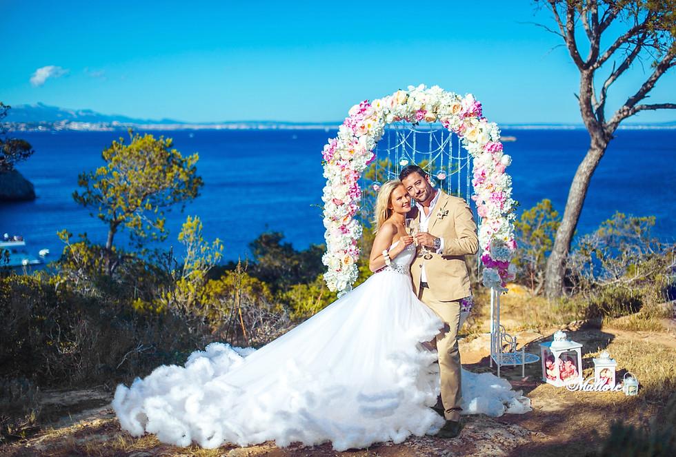 Свадьба на Майорке