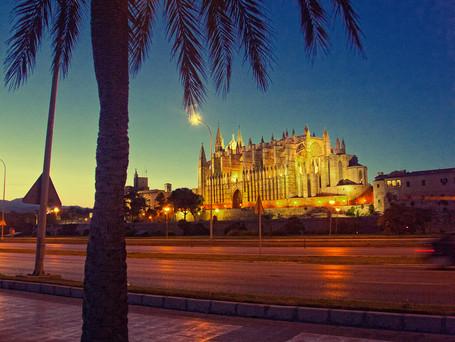 Фотограф в  Пальма - де - Майорка, моя Любовь, Испания!