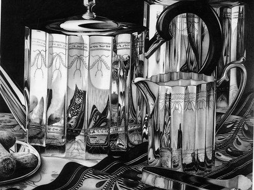 Silver Teapots