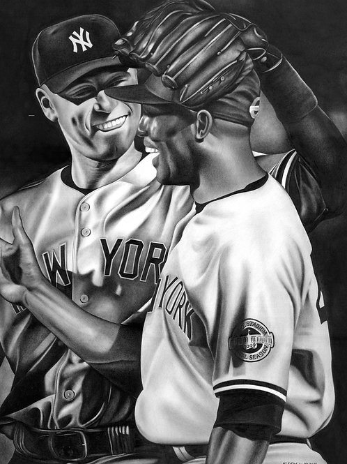 Jeter and Mariano