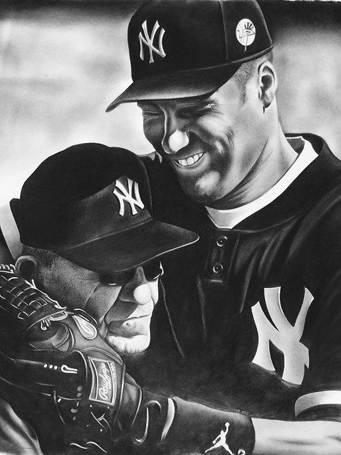 Jeter and Yogi