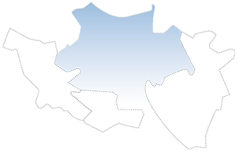 足立区周辺の地図