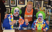 Doink and Dink the Clown