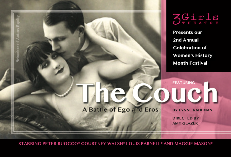 The Couch by Lynne Kaufman