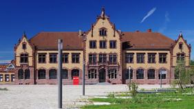 Ein Zentrum für Musik und Stadtteil - Kundgebung am Güterbahnhof