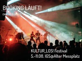 Bewerbt euch: Multicore@IGS_KULTUR_LOS! // Alter Messplatz 05.-11.8.