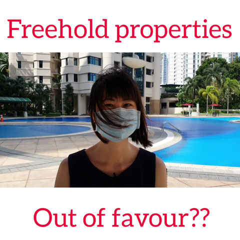 Freehold older condos fallen out of favour?....Or Not!