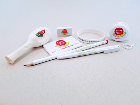 Promotional give-aways