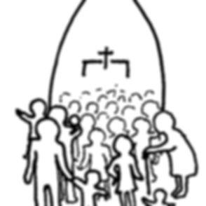 reverend-clipart-people-in-church-doorwa