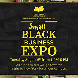 Small Black Business Expo