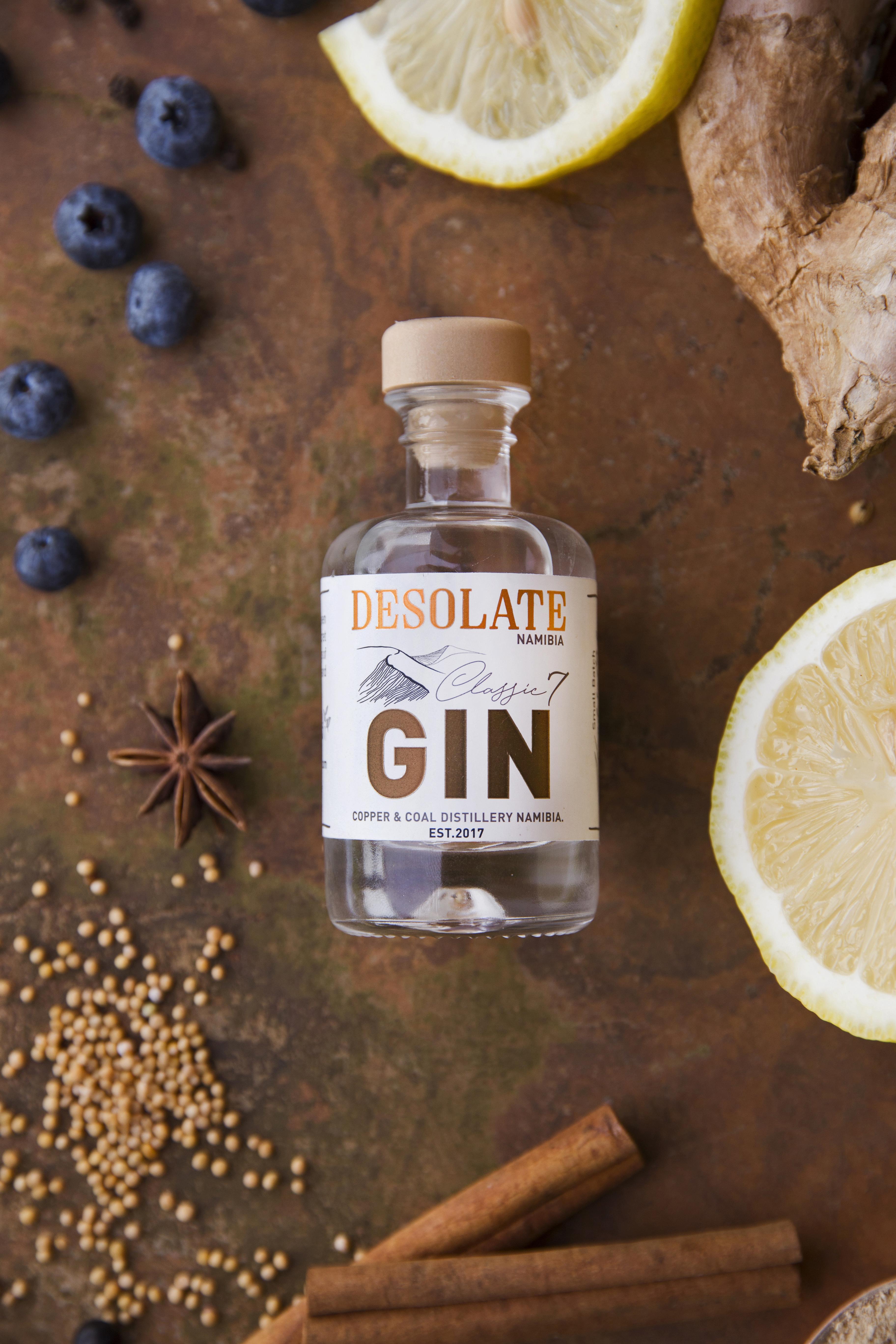Classic7 Desolate Gin