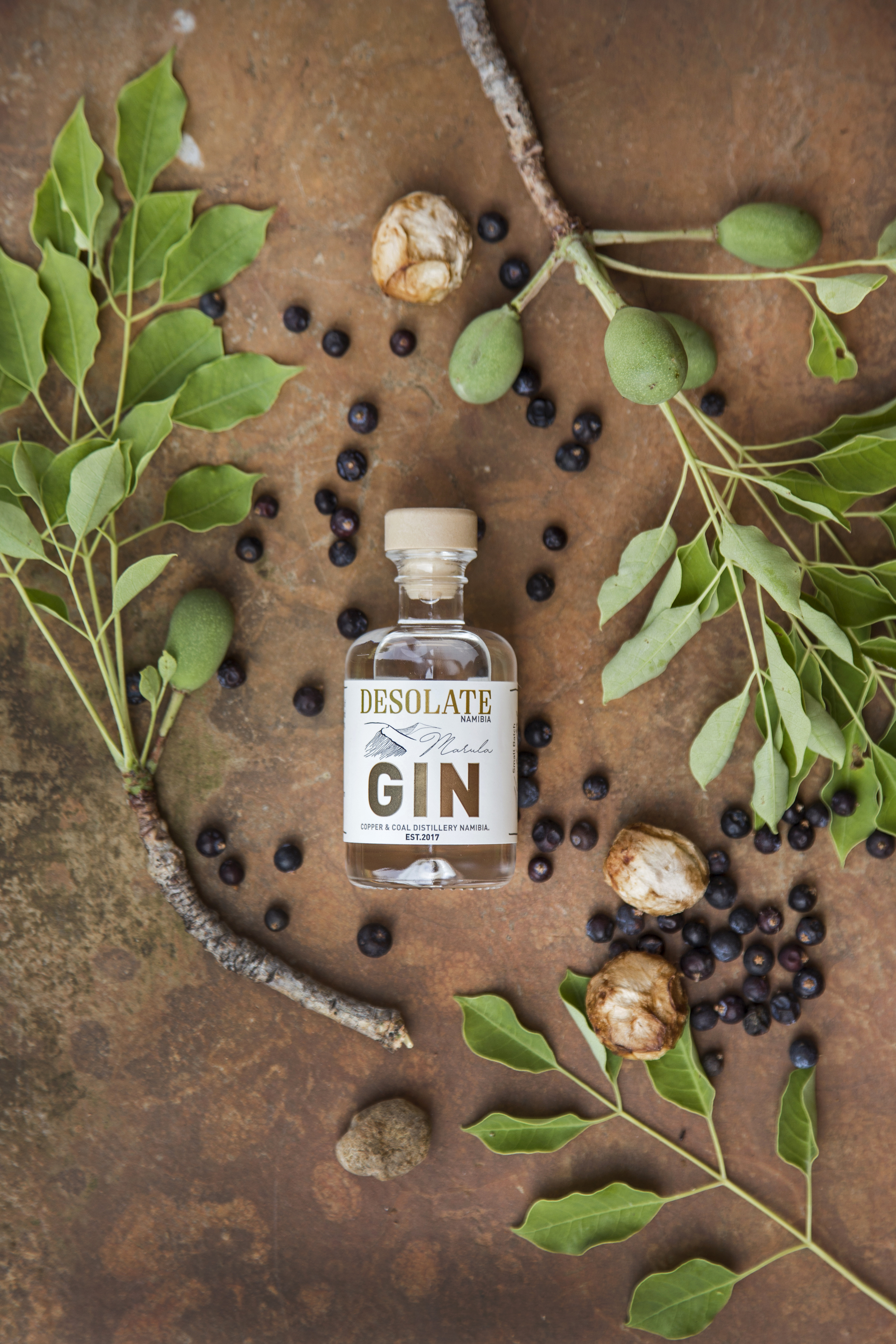 Marula Desolate Gin