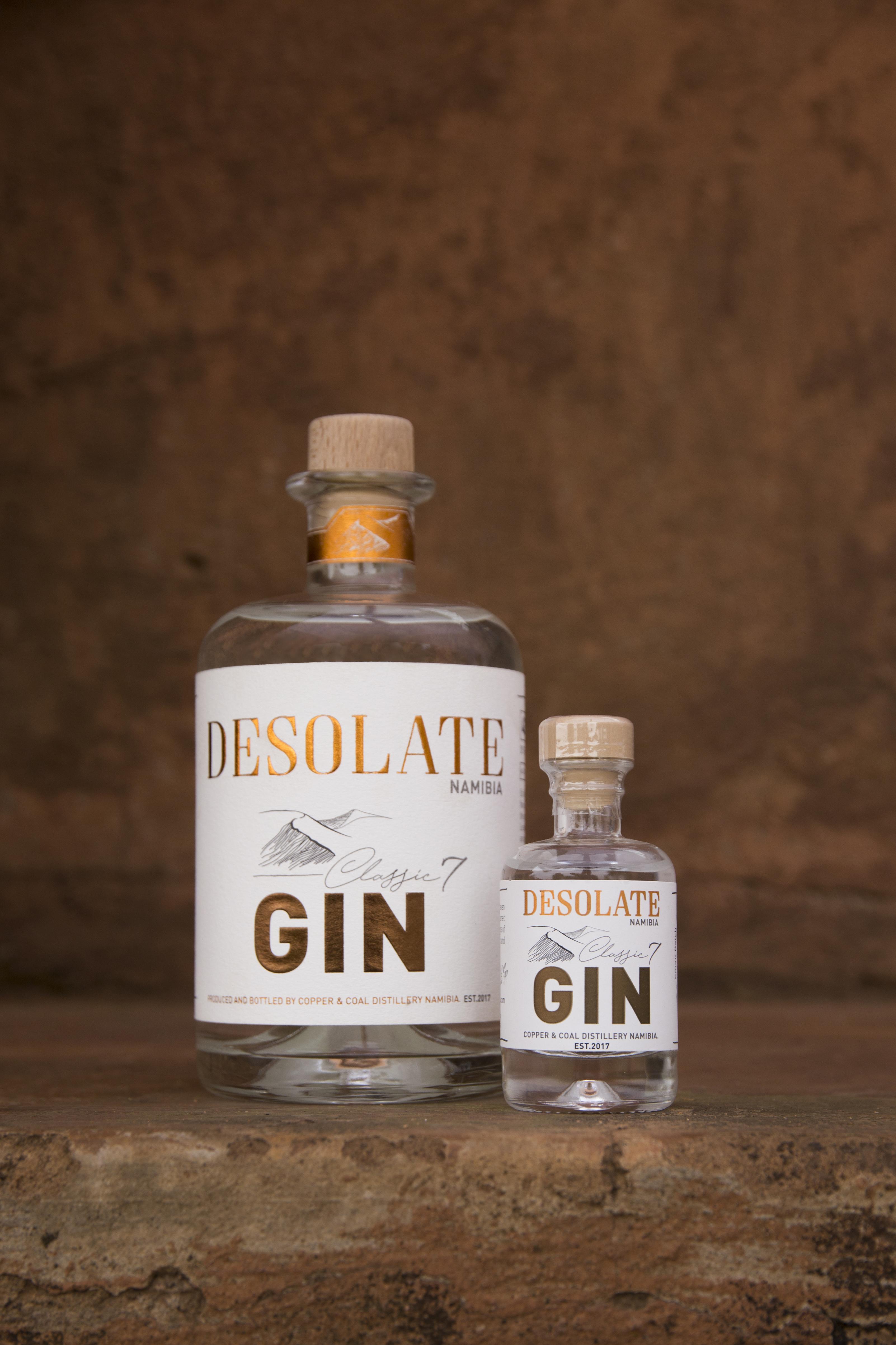 Classic 7 Desolate Gin