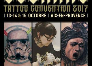 Cezanne Tattoo Convention 2017