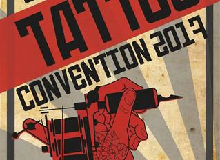Leuven Tattoo Convention 2017