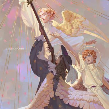 arquebusier angel