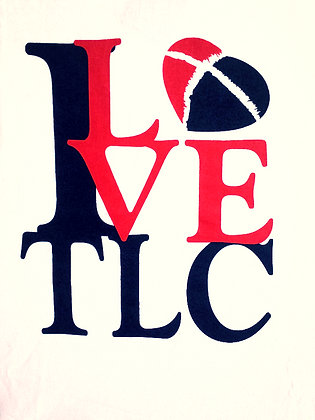 TLC T-Shirt - WHITE