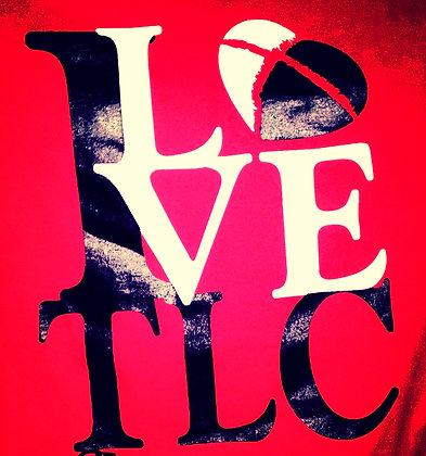 TLC T-Shirt - RED