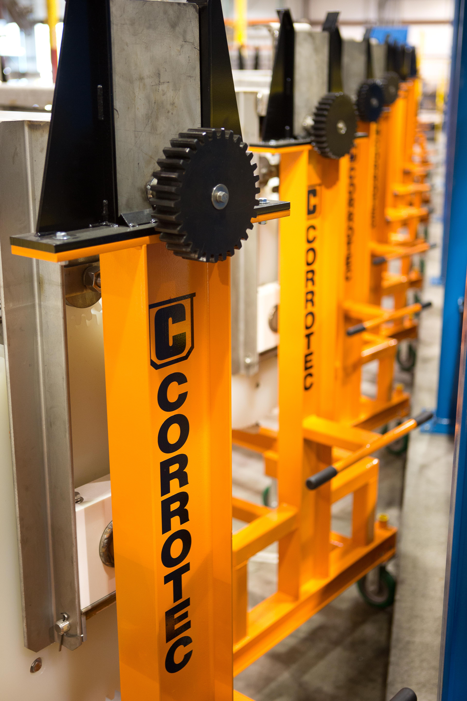 Corrotec Custom Carts
