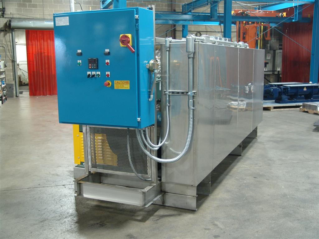 Corrotec Custom Part Dryer