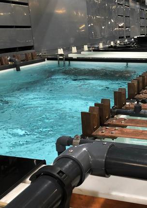 Turnkey Corrotec Surface Finishing System