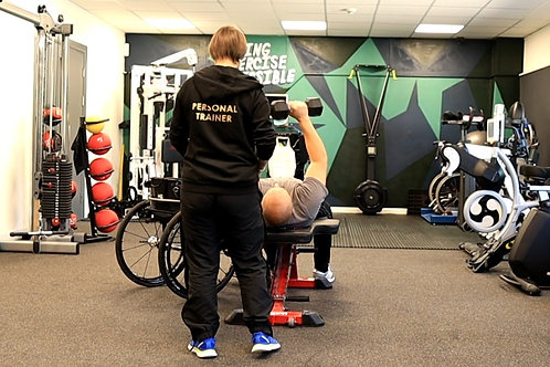 8x1 hour 1-1 Personal Training Sessions