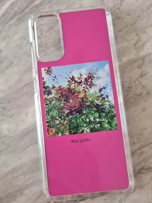 Mon Jardin Phone Case