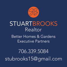 Stuart Brooks Business Card Back