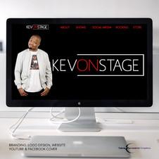 KevOnStage Website
