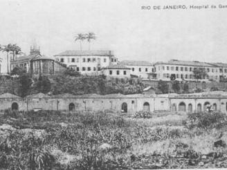 HISTÓRIAS DA PEQUENA ÁFRICA - Hospital Nossa Senhora da Saúde (Hospital da Gamboa)