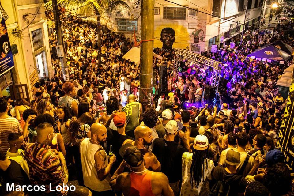1 Ano Baile Black Bom