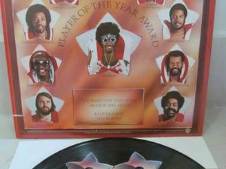 "OLD VINYL -  William ""Bootsy"" Collins"