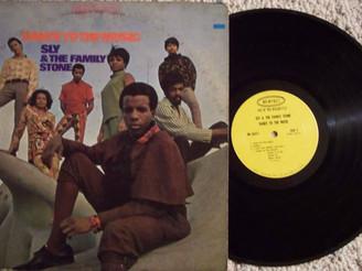 OLD VINYL - Sly & The Family Stone