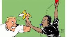 +CONSCIÊNCIA  -  Em Plena Copa do Mundo, e o Racismo em Alta nos Campos...