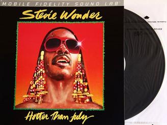 OLD VINYL - Stevie Wonder