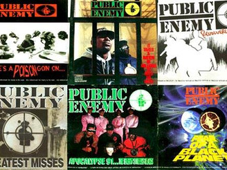 OLD VINYL - Public Enemy