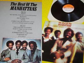 OLD VINYL - The Manhattans