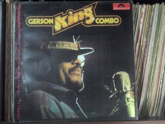 OLD VINYL - Gerson King Combo