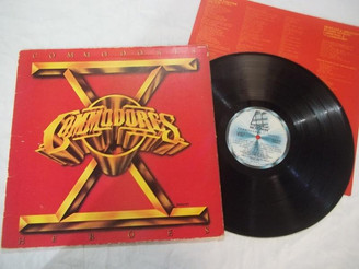 OLD VINYL - The Commodores