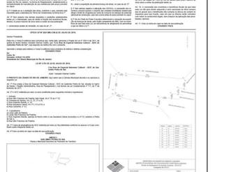 HISTÓRIAS DA PEQUENA ÁFRICA - Lei 5.781