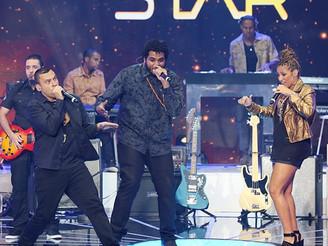 Consciência Tranquila levanta a platéia do Superstar com sucesso de Jair Rodrigues